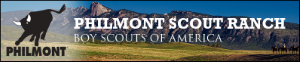 Philmont Scout Reservation banner