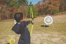 Youth archer