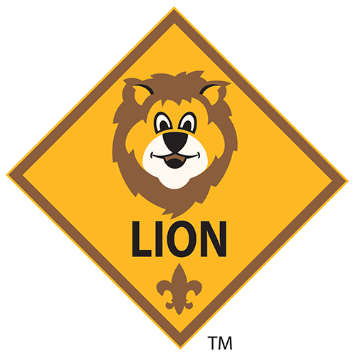 This is the header image for the Lion Adventures
