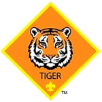 This the header image for the Tiger rank Adventures