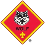 This is the header image for the Wolf Adventures