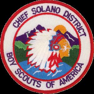 GGAC Chief Solano District logo