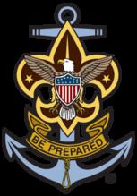 Sea Scout logo