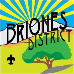 GGAC Briones District Logo