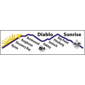 GGAC Diablo Sunrise Logo