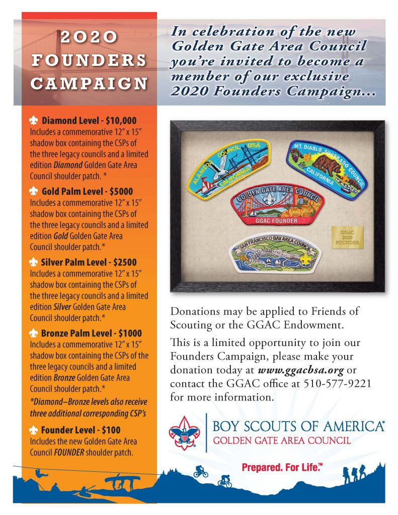 GGAC Founders Campaign Flyer thumbnail
