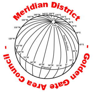 GGAC Meridian District Logo