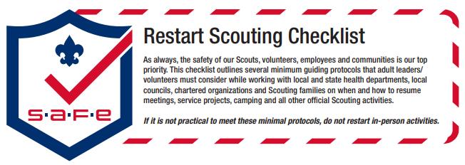 Restart Scouting Checklist thumbnail