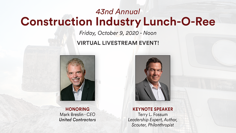 Construction Lunch-O-Ree 2020
