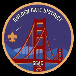 GGAC Golden Gate District logo