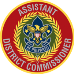 Assistant District Commissioner Office Patch image