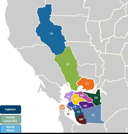 Golden Gate Area Council