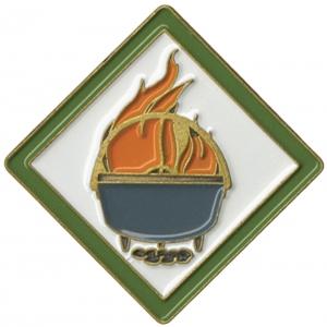 Webelos Adventure: Cast Iron Chef
