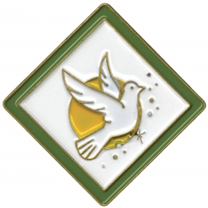 Webelos Duty to God and You Adventure Pin