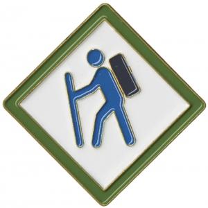Webelos Walkabout Adventure Pin