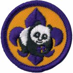Cub Scout World Conservation Award Patch
