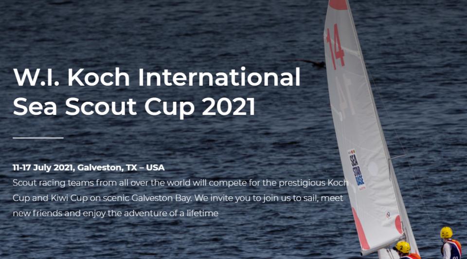 Kock International Sea Scout Cup 2021 registration link
