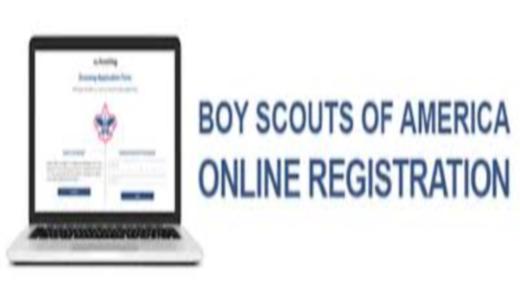 BSA online registration link