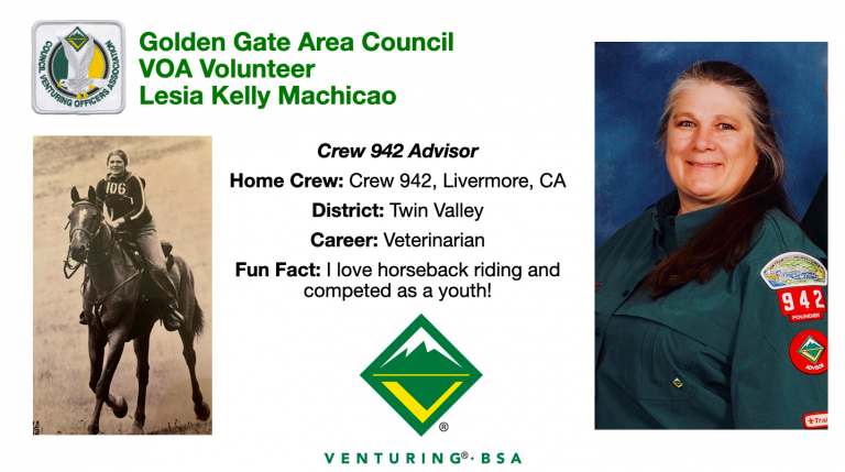 Golden Gate Area Council VOA Adult Lesia Molitoris