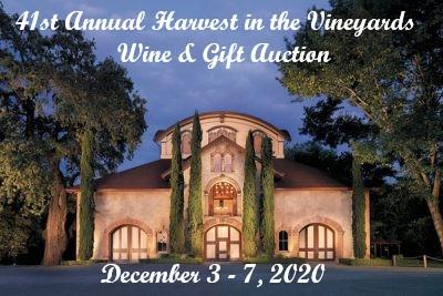 2020 Harvest in the Vineyard flyer thumbnail