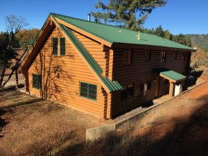 Lodge at Wente Scout Reservation