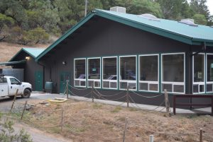 Wente Scout Reservation's Dining Hall
