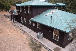 Wente Scout Reservation Administration Building