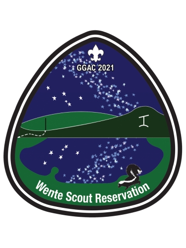 Wente Scout Reservation 2021 Summer Camp patch