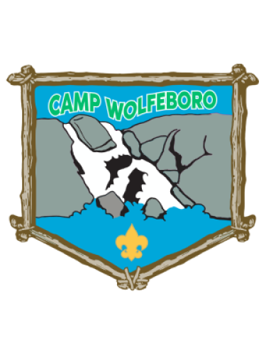 Camp Wolfeboro 2021 Summer Camp patch