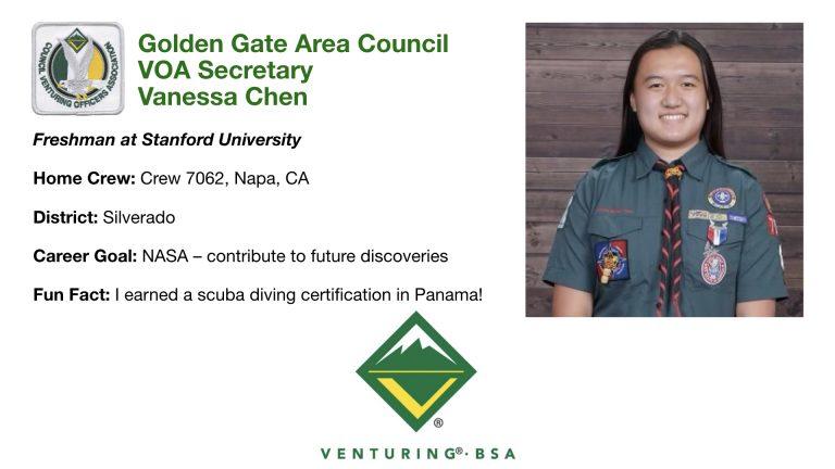 GGAC VOA Secretary Vanessa C