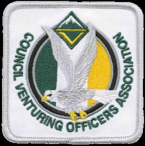 VOA square emblem tranparent