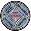 GGAC Tres Ranchos District Logo